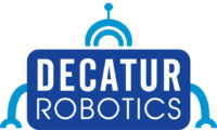 Decatur Robotics Retina Logo